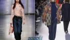 модные джинсы осень-зима 2019-2020 тренды