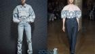 Модные оттенки джинса осень-зима 2019-2020