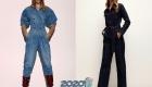 Джинсовая мода осень-зима 2019-2020