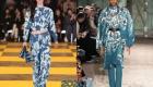 Модный образ в стиле денима зима 2019-2020
