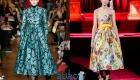 Модные вечерние луки осень-зима 2019-2020 года