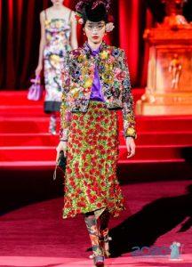 Dolce & Gabbana осень-зима 2019-2020