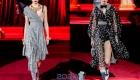 Носки в модных луках Dolce & Gabbana осень-зима 2019-2020