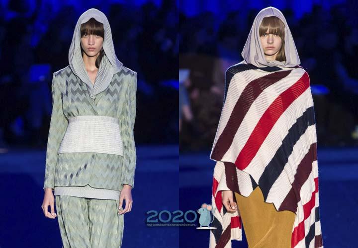 Головные уборы - мода сезона осень-зима 2019-2020
