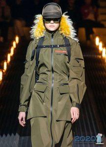 Кепи - модный головной убор на 2020 год