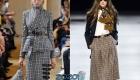 Модные модели классических юбок зима 2019-2020
