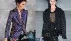 Модные женские жакеты осень-зима 2019-2020