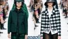 Клетчатый пиджак Dior осень-зима 2019-2020