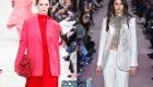 Модный жакет для женщины модели зимы 2019-2020