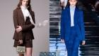 Двубортный пиджак - тренд зимы 2019-2020 года