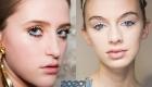 Модный макияж глаз на зиму 2019-2020 года