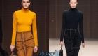 Классические свитера осень-зима 2019-2020