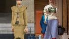 Трикотажные костюмы осень-зима 2019-2020