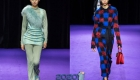 Модные вязаные костюмы коллекций осень-зима 2019-2020