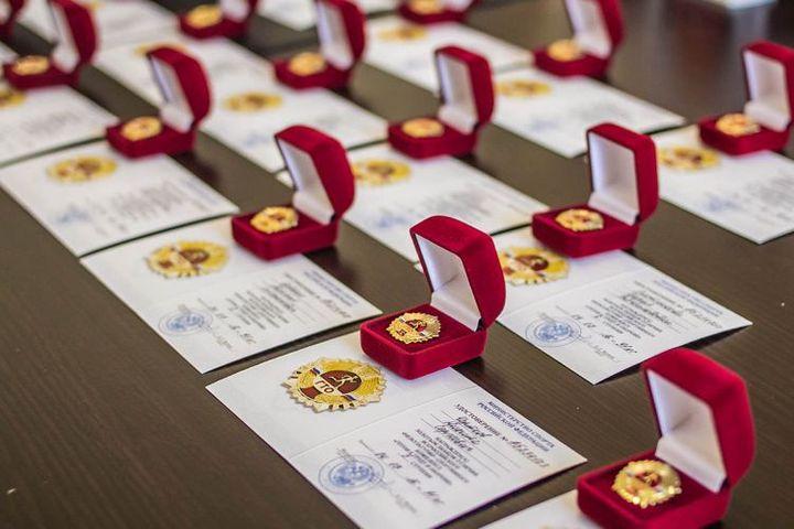 Значки и сертификаты ГТО
