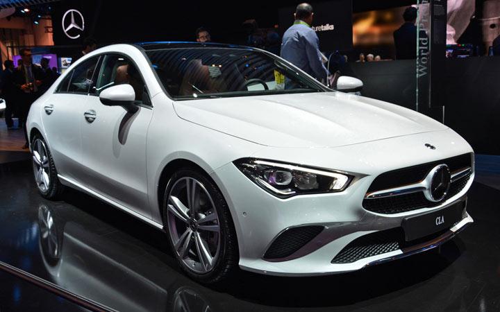 Mercedes CLA 2019-2020