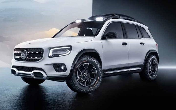 Mercedes GLB 2019-2020