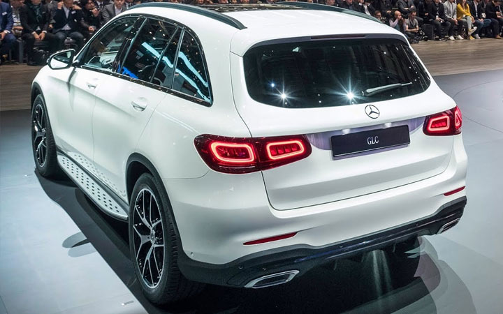 Mercedes GLC 2019-2020