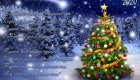 Открытка на Рождество 2020 с поздравлением