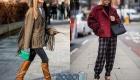 Street style Лондон осень-зима 2019-2020