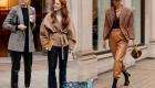 Уличная мода Лондона осень-зима 2019-2020