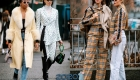 Модные образы Street style  осень-зима 2019-2020