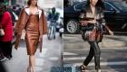 Милан Street style осень-зима 2019-2020