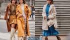 Уличная мода Нью-Йорка осень-зима 2019-2020