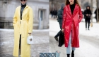 Уличная парижская мода зима 2019-2020