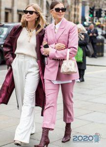 Уличная мода 2019-2020 года