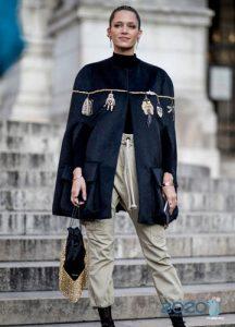 Кейп уличная мода 2019-2020 года