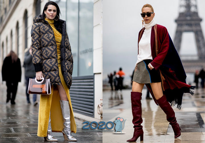 Тренды обуви street-style 2019-2020