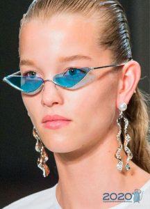 Цветные очки Sci-Fi на 2020 год