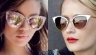 Модная оправа кошачий глаз - мода 2020 года