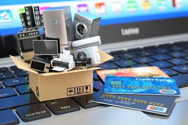 Онлайн покупки по время киберпонедельника