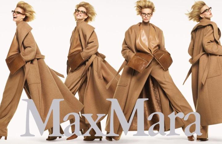 Max Mara осень-зима 2019-2020