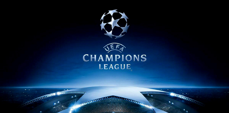 логотип лиги чемпионов