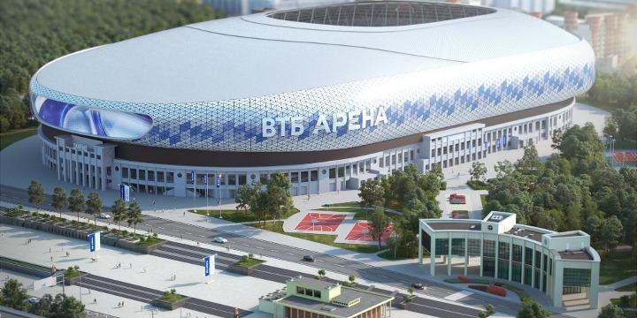 втб-арена в москве
