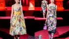 Платье с цветочным принтом на 2020 год