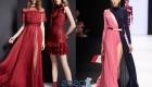 Платье с плиссировкой - мода 2020 года