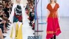 Модное плиссе - идеи платьев на 2020 год