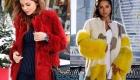 Модные тенденции 2020 года - искусственные шубы