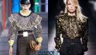 Расширенная линия плеча - тенденции моды на 2020 год
