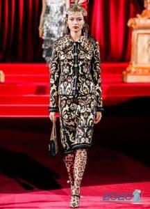 Модные тенденции дизайна колготок зима 2019-2020