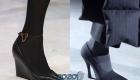 Модные черные туфли на 2020 год
