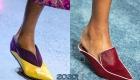 Туфли с острым носком тренды 2020 года