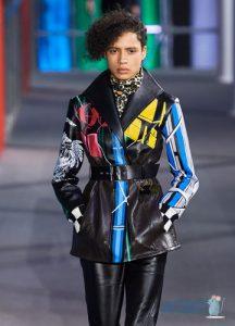 Модный тренч 2020 года