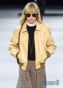 Бомберы и дургие модные куртки осень-зима 2019-2020