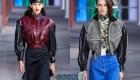 Модные куртки от Луи Виттона зима 2019-2020