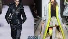 Стеганая куртка мода зимы 2019-2020